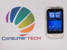 HTC Wildfire S White GSM (T-Mobile) Fair Conditon Good ESN -21461-
