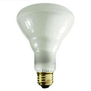 Sylvania 65w BR30 Flood Lamp Bulb Lot Of 6 CFL DAYLIGHT 700 Lumens