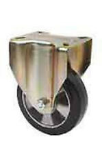 Schwerlastrolle 200mm 400kg Elastikgummi / Kugellager