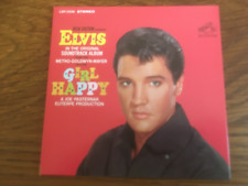 "Elvis Presley ""Girl Happy OST"" Replica Mini LP Style Card Sleeve NEW CD (2016)"