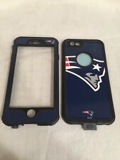 Skinit NFL New England Patriots IPhone Case 8 7 or 6 Plus Mint in Box Unused