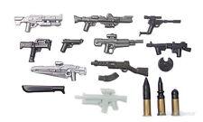 BrickArms Value #5 Militär Waffen Set, Custom Waffen für LEGO® Figuren