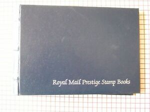 Royal Mail Prestige booklet album