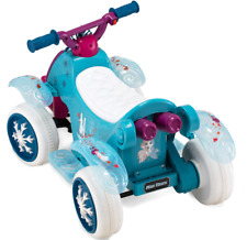 Disney Frozen 2 Kid Trax Quad 6V Battery-Powered Ride-On Toy Kid Gift