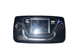 Sega Game Gear Handheld Console (As-Is, For Parts, Not Working)