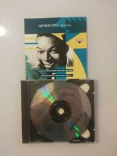 NAT KING COLE - NATURE BOY  (CLASSIC JAZZ CDCD 1087)  - CD