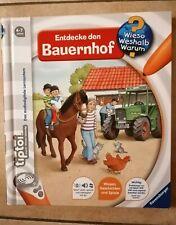 Ravensburger tiptoi Buch - Wir Lernen Englisch