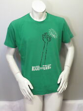 Less than Jake Shirt - Turn up the Volume in Green - Men's Large