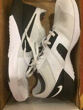 Nike FS Lite Trainer 3 Wht/Blk Synthetic/Mesh Mens Training Running Shoe 8.5 $75