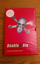 Charlie Higson Double or Die SIGNED Numbered Limited Edition Slipcased Collector