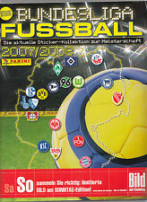 Panini Sammelalbum Fussball Bundesliga 2007-08 Komplett mit allen Bildern