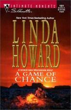 Game Of Chance (Silhouette Intimate Moments, 1021), Linda Howard, Good Condition