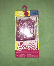 Barbie Fashionista*Pak*Dress*Hip Boho Glam*Mint In Package*2016