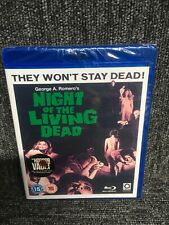 Night Of The Living Dead (Blu-ray, 2008) NEW & Sealed. Freepost In Uk.