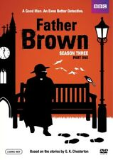 Father Brown: Season Three Part One [New DVD]