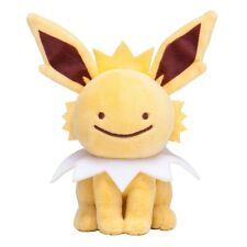 [Japan Pokemon Center Limited] Plush Doll Transformation! Ditto Jolteon