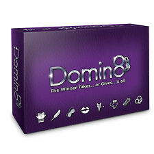 DOMIN8 Adults Only BOARD GAME CARDS DOMINATE Fantasy Control Sex Aid