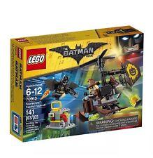New LEGO BATMAN MOVIE Scarecrow Fearful Face-Off 70913