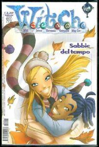 W. I. T. C.H.fumetto #47 - February 2005