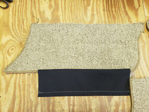 1961 - 1963 LINCOLN FRONT SEAT CARPET