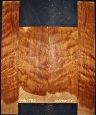 Guitar Luthier Tonewood FIGURED HONDURAN MAHOGANY Acoustic backs sides SET