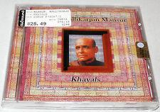 Mallikarjun Mansur - Khayals Indian (Dunya (Italy)) CD NEW