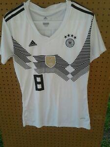 Adidas women jersey climacool FIFA WORLD CHAMPIONSHIP 2014 #8 GORETZKA