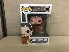 Funko POP! Game of Thrones #30 Pop Vinyl Figure Oberyn Martell CC