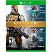 Destiny The Collection Microsoft XBOX ONE - 5 Games and Adventures Video Game
