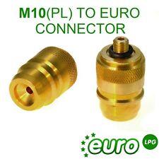 LPG GPL Autogas/LPG Euro Nozzle Connector Filler Adapter Spain Spanish