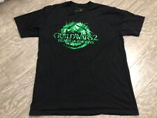 Guild Wars 2: Heart of Thorns rare Promo Pax South T-Shirt XL Used
