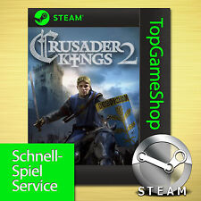⭐ Crusader Kings 2 II PC Windows/Mac/Linux-Steam descarga key [multi] ⭐