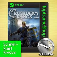 ⭐️ Crusader Kings 2 II PC WINDOWS / MAC / LINUX - STEAM Download Key [MULTI] ⭐️
