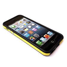 Goma Parachoques Funda Protectora en selección de colores para el Apple iPhone 5