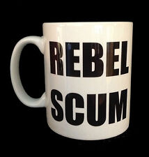 NEW REBEL SCUM GIFT MUG CUP IMPERIAL OFFICER QUOTE STORMTROOPER STAR WARS JEDI