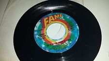 CANDI STATON Do It In The Name / The Thanks I Get For FAME 91009 SOUL 45 RECORD