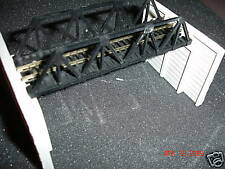 Concrete Bridge Abutment Set, Modern, N Scale