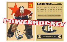 NEW Custom KEN DRYDEN RC 1954-55 ParkieStyle High Quality only 29!!