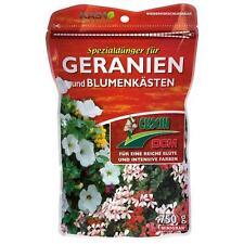 Cuxin WF Geranien &  Blumenkästen 750g Dünger Spezialdünger