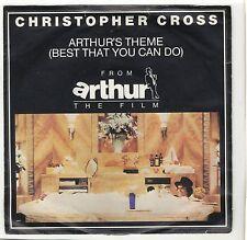 Lot de 2 SP BOF Arthur Dudley Moore Christopher Cross