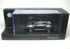VW Beetle (gris) 2012