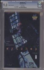 WYTCHES #1 - CGC 9.8 - MIDTOWN COMICS EXCLUSIVE VARIANT - 0267230032