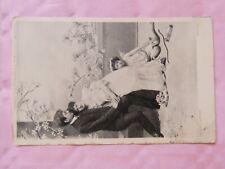 Vintage 1905 Edification Postcard by Hildesheimer