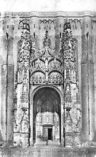 ALBI - Basilique Ste Cécile - le baldaquin