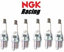 6x Ultra Cold NGK V-Power Racing Spark Plugs HR10- For R32 GTR Skyline RB26DETT