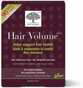 New Nordic Hair Volume - 90 Tablets