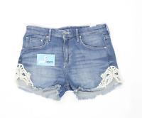 Womens H&M Blue Denim Shorts Size W30/L2