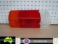 AFTERMARKET HOLDEN COMMODORE VB - VL WAGON LH TAIL LIGHT LENS COVER