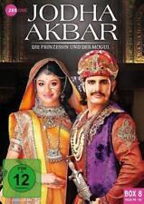 Jodha Akbar - Die Prinzessin und der Mogul - Box 8, 3 DVD NEU + OVP!