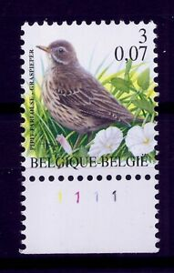 BELGIE * BUZIN  nr 2920 P8  plaatnr 1 * postfris xx
